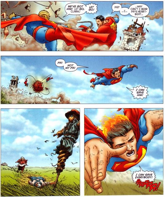 All-Star Superman_ planche