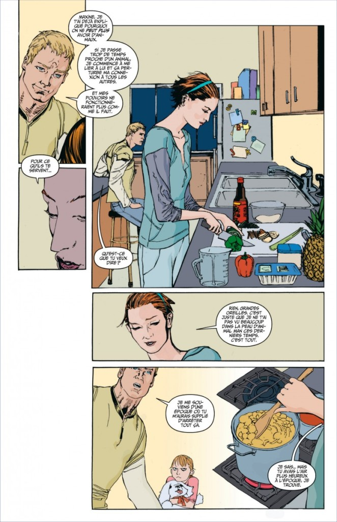 Animal Man tome 1_ planche