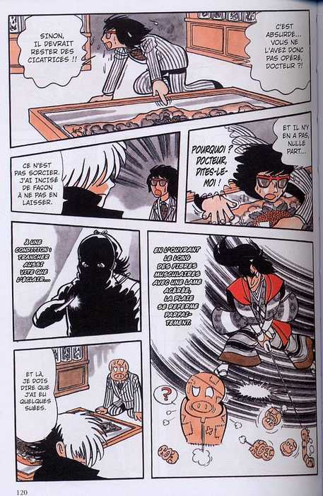 Black Jack Edition deluxe tome 0_ planche