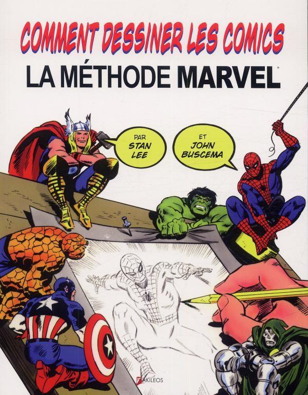 Comment dessiner les comics- La méthode Marvel (Semaine Livres Para ...