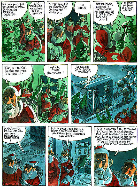 Houppeland tome 1_ planche