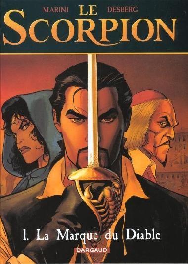 Le-scorpion-tome-1