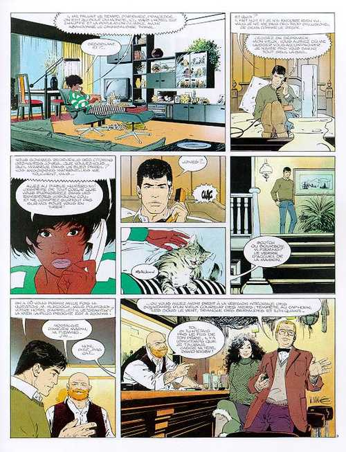 XIII tome 6_ planche