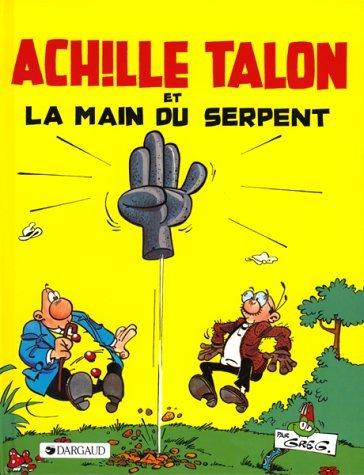Achille-Talon-tome-23