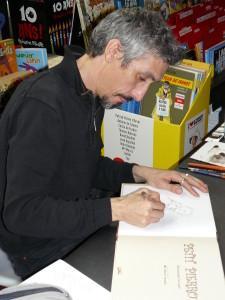 Alberto Varanda-Librairie Glénat 1
