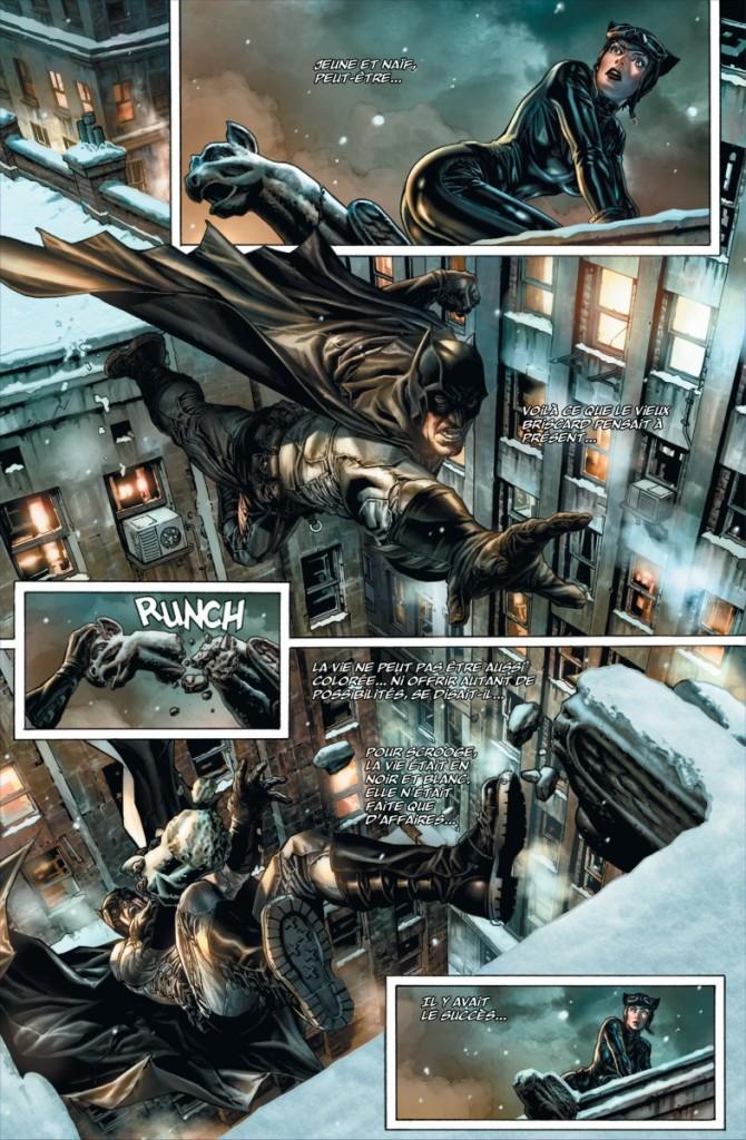 Batman Noël_ planche