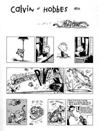 Calvin-et-Hobbes-tome-2_-planche