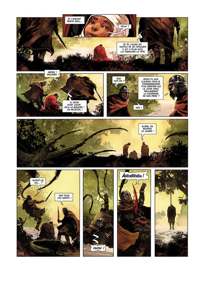 Excalibur Chroniques tome 3 page 4