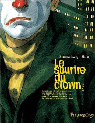 Le-sourire-du-clown-tome-1
