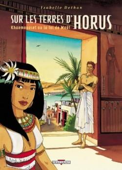Sur-les-terres-d-Horus-tome-1