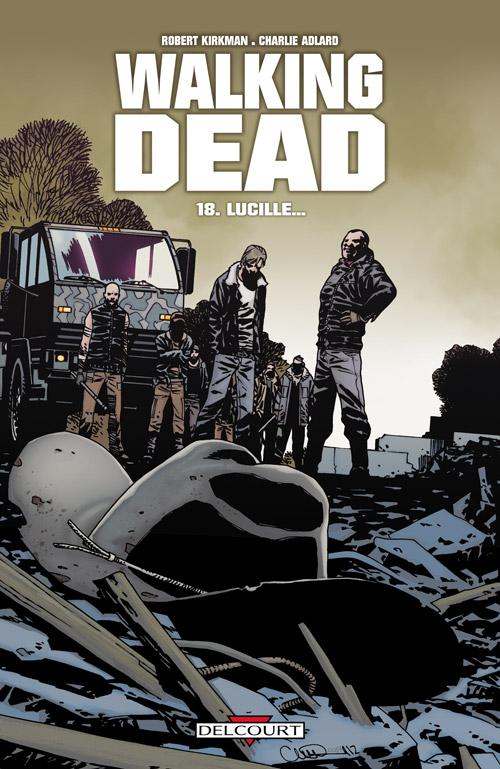 Walking Dead tome 18