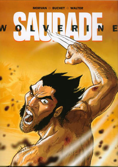 Wolverine-Saudade