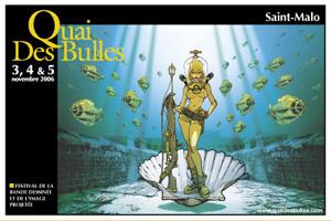 Affiche quai des bulles 2006