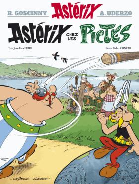Asterix tome 35