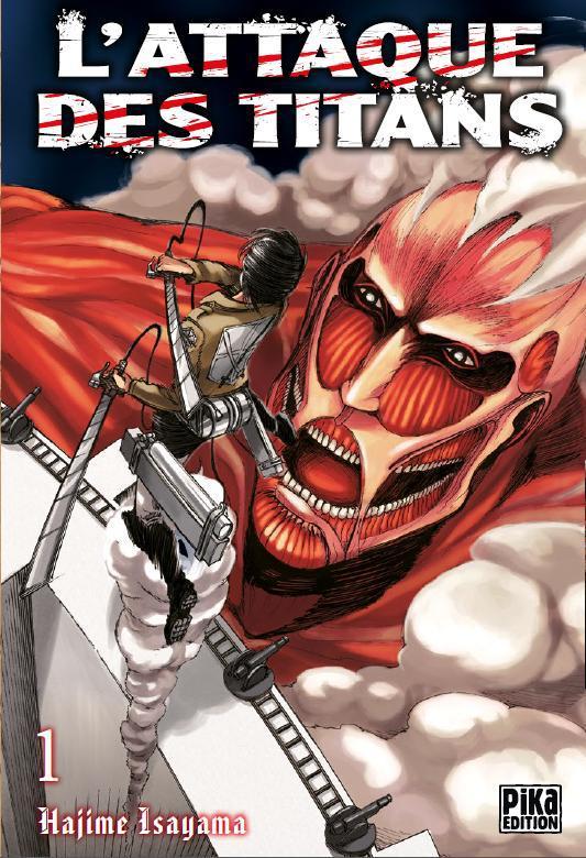 l-attaque-des-titans tome 1