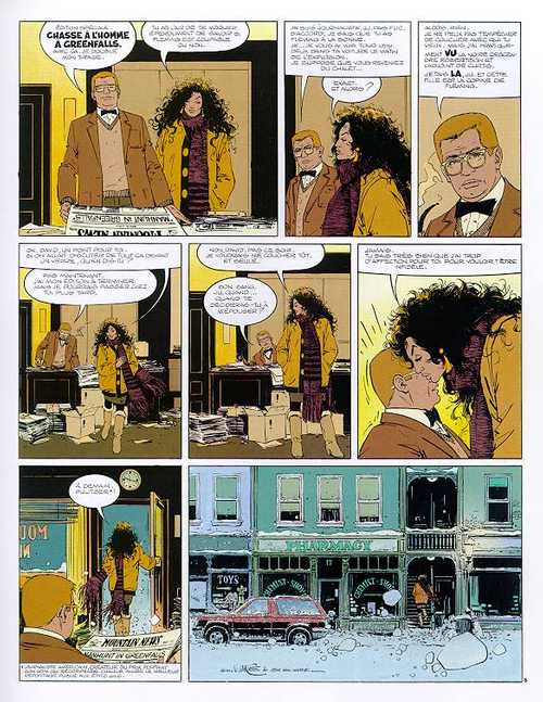 XIII tome 7_ planche