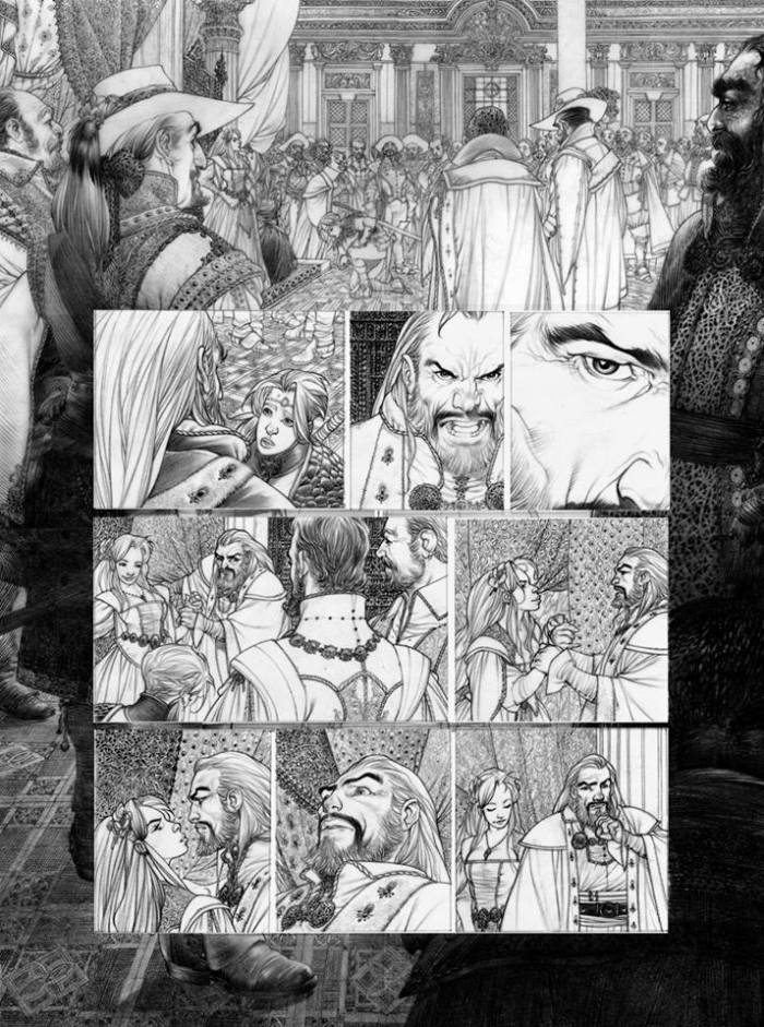 Elixirs tome 3_ planche