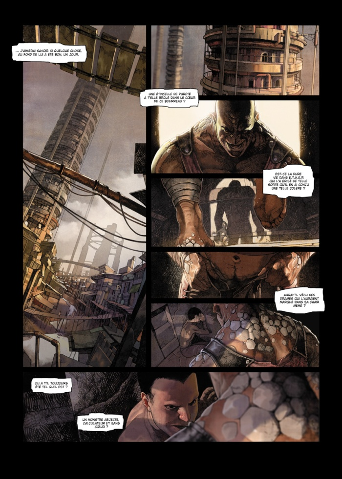 Khaal tome 2_ planche