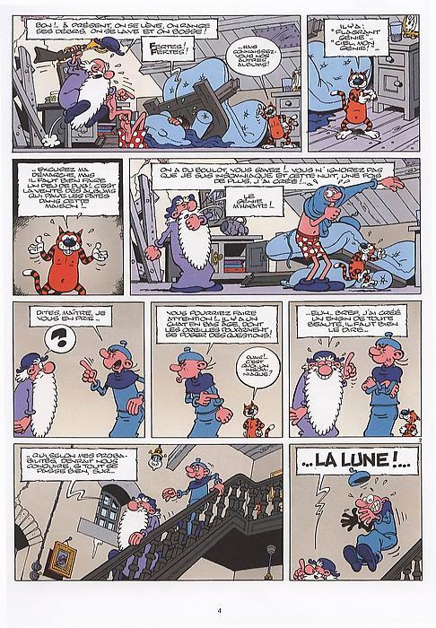 Leonard tome 27_ planche