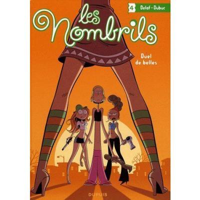 Les-nombrils-tome-4