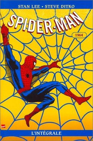 Spider-Man-l-integrale-tome-2--1964