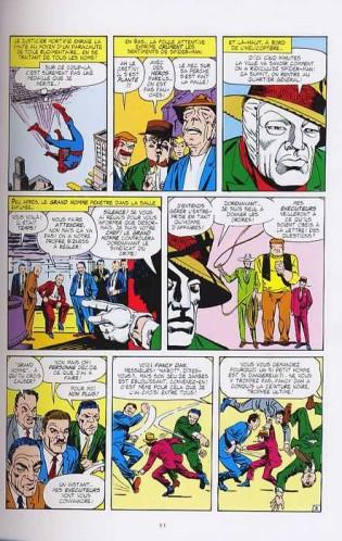 Spider-Man-l-integrale-tome-2--1964_-planche