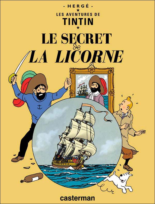 Tintin Tome 11