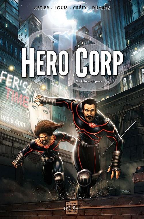 Hero Corp tome 2