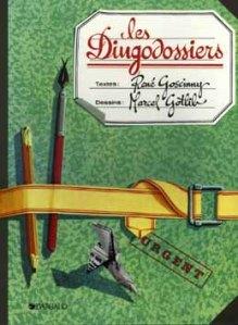 Les dingodossiers tome 1