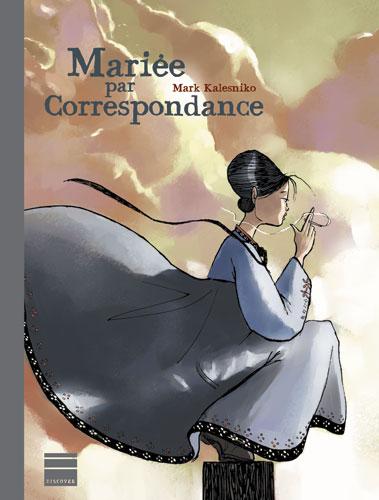 Marie par correspondance, comics chez Paquet de Kalesniko