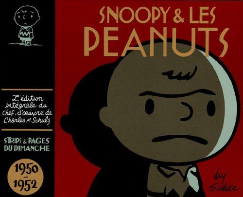 Snoopy-et-les-peanuts-integrale-tome-1