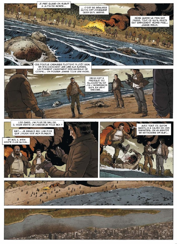Zombies tome 3_ planche