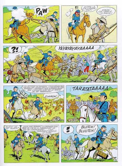 les-tuniques-bleues-tome-6_ planche