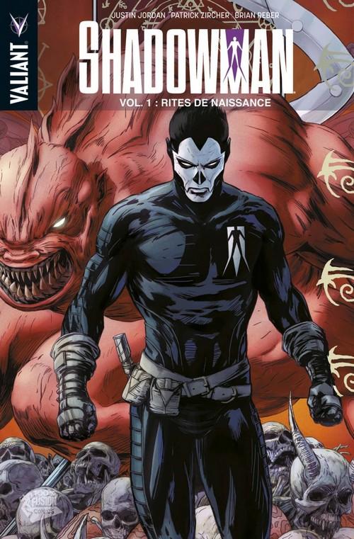 Shadowman tome 1