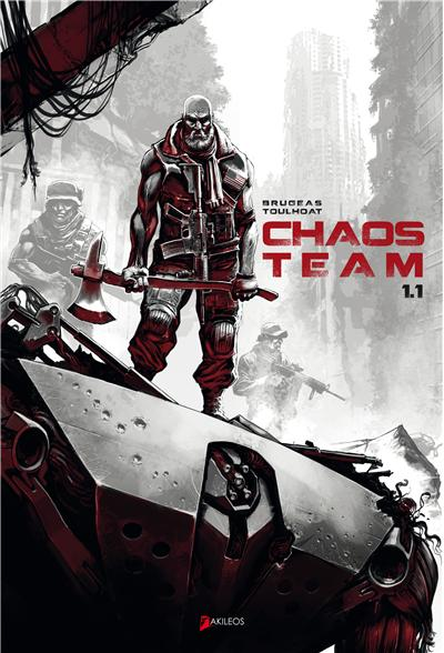 Chaos-Team-tome-1