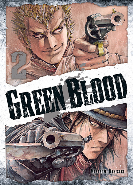 Green blood tome 2