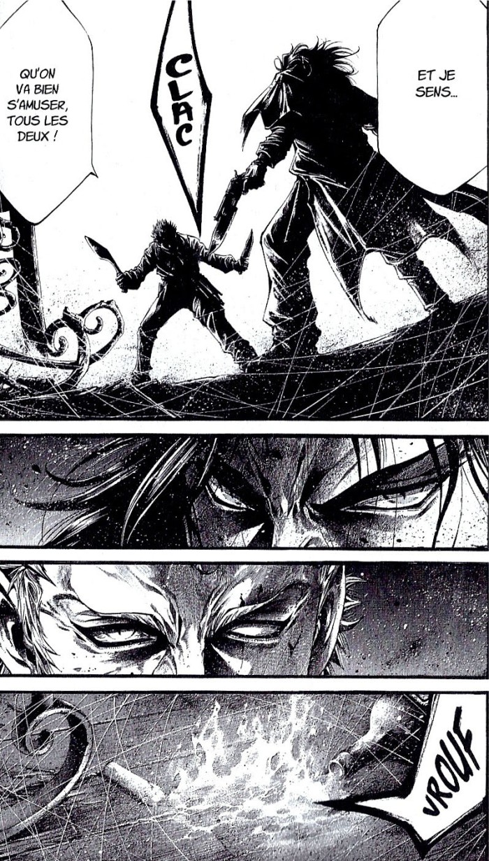Green blood tome 2_ planche