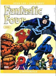 Intégrale Fantastic Four tome 8