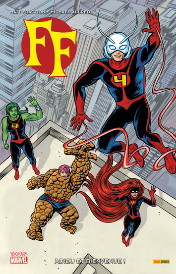 Marvel Now FF tome 1