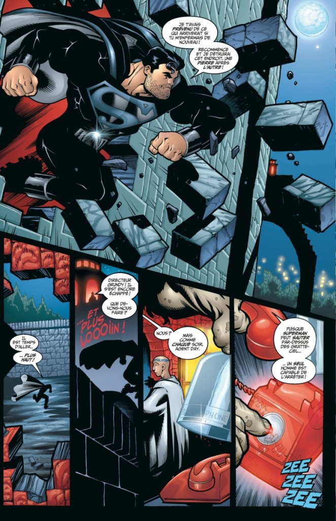 Superman Empereur joker_ planche
