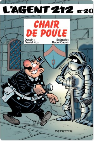 Agent 212 tome 20