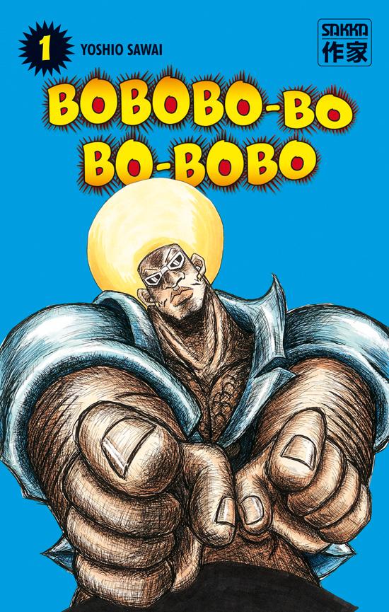 Bobobo-bo bo-bobo tome 1