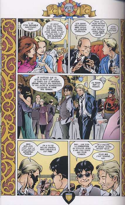 Fables tome 6_ planche