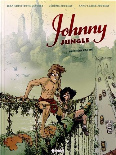 Johnny Jungle tome 1