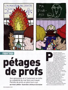 Les inrocks n°834_ Le Corvaisier