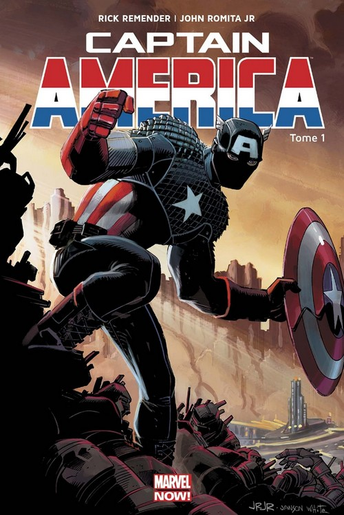 Marvel Now Captain America tome 1