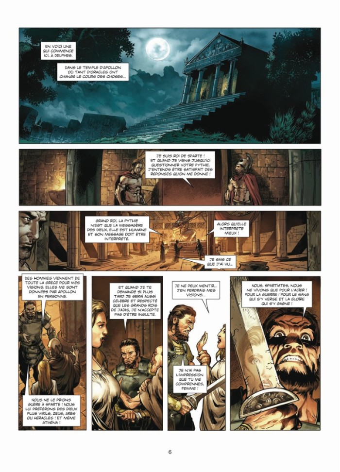 Oracle tome 1_ planche