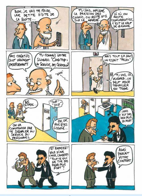 Platon la gaffe_ planche