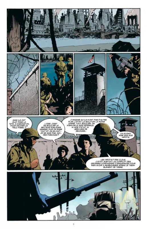 Batman No man's land tome 1_ planche