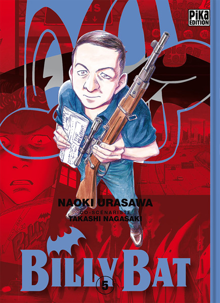 Billy Bat tome 5